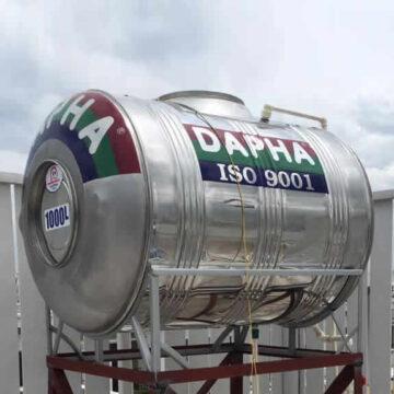 Bồn nước inox1000l Dapha R