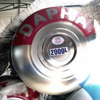Bồn nước inox 2000l Dapha