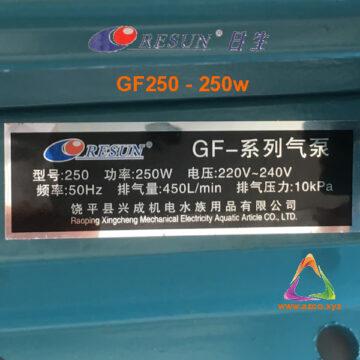 MÁY THỔI OXY GF250
