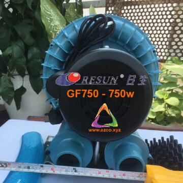máy thổii oxy resun GF750