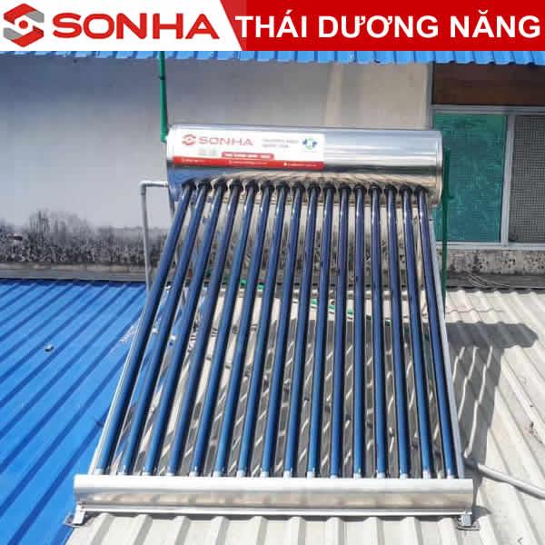 máy nước nóng năng lượng mặt trời thái dươn năng 140l