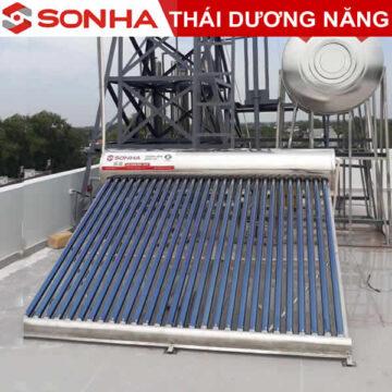máy nước nóng năng lượng mặt trời Sơn Hà