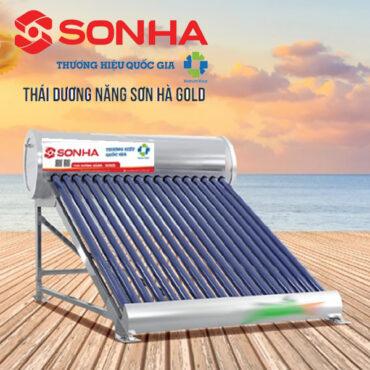 máy nước nóng năng lượng mặt trời thài dương năng 160L