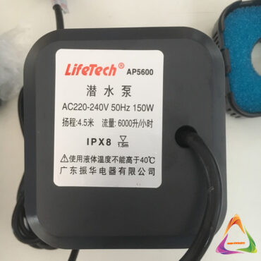 may bom thả Lifetech AP5600