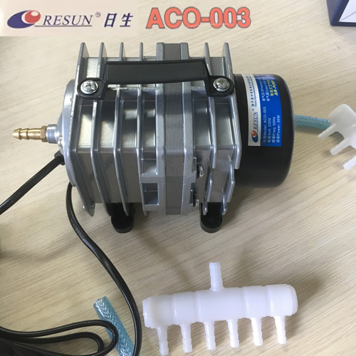 Máy sục oxy Resun ACO003
