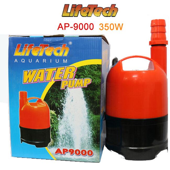 máy bơm hồ cá lifetech Ab 9000