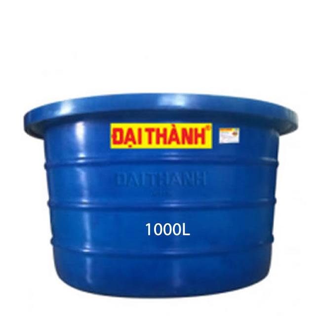 bơ nhựa Đại Thành 1.000 lít