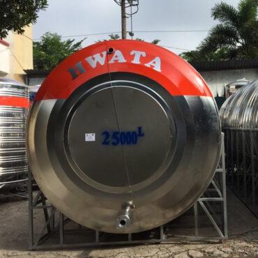BỒN NƯỚC INOX HWATA 25.000 LÍT